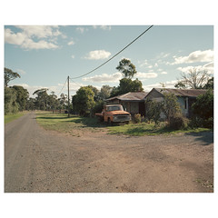 QFV-12 (sm0r0ms) Tags: mamiya7 6x7 kodak 120 film analog landscape mediumformat colorphotography newtopographics contemporarylandscape