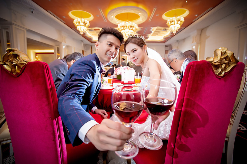 婚禮攝影 [宗燁❤沛璇] 結婚之囍@台中林皇宮