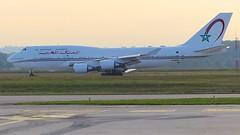 CN-MBH (Breitling Jet Team) Tags: cnmbh morocco government boeing 7478 euroairport bsl mlh basel flughafen lfsb eap