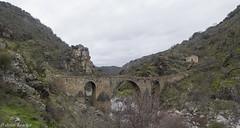 Puente de los Franceses (jesussanchez95) Tags: puentedelosfranceses ríoágueda salamanca sanfelicesdelosgallegos panorámica panoramic landscape paisaje puente bridge rio river