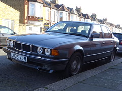 1993 BMW 730i Auto (Neil's classics) Tags: vehicle 1993 bmw 730i auto e32 car