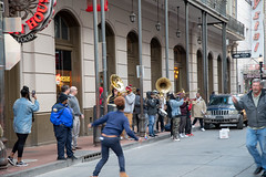 Street Jazz (gemapozo) Tags: bourbonstreet d850 streetjazz nikon usa frenchquarter neworleans ニューオーリンズ ルイジアナ州 アメリカ合衆国 us afsnikkor2485mmf3545gedvr フレンチクォータ バーボンストリート