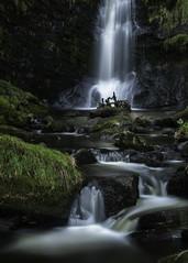 Star (markrd5) Tags: waterfall cascade flow stream river falls wrs wales pistyllrhaeadr mood atmosphere rocks le longexposure leefilters bigstopper star