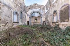 (Kollaps3n) Tags: urbanexploration decay urbex church italy abandoned abandonedchurch abandonedplaces chiesa
