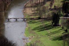 La Semois      SOM Berthiot Tele Cinor  1:2.5  F=75 (情事針寸II) Tags: ngc paysage cmountlens landscape river belgium frahan lasemois viewfromrochehaut somberthiottelecinor125f75