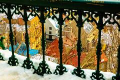 Le Petit Champlain! (Imagin.air) Tags: québec city ville art old quebec vieux winter hiver