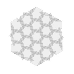Scaglie o Foglie Tessellation by Andrey Hechuev • Rendition, backlit (Andrey Hechuev | Андрей Хечуев) Tags:
