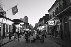 Streets of NOLA (AlexJ (aalj26)) Tags: aalj26 alexj alexanderaljorge unitedstatesofamerica estadosunidosdaamérica estadosunidos usa neworleans eua louisiana bw pb preto e branco black white nola new orleans