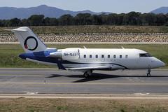 Elitavia Malta Challenger 650 9H-OJJ GRO 23/03/2019 (jordi757) Tags: airplanes avions nikon d300 gro lege girona costabrava bombardier canadair challenger challenger650 elitavia 9hojj