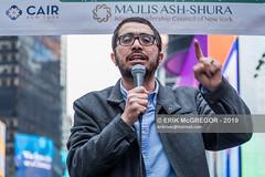 EM-190324-EndIslamophobia-030 (Minister Erik McGregor) Tags: activism buildmovementsnotwalls christchurchmassacre defenddemocracy donaldtrump dumptrump endislamophobia endwhitesilence endwhitesupremacy erikmcgregor freepalestine iamamuslimtoo lovetrumpshate muslimban muslimrights nyc nyc2palestine newyork newyorkcity newyorkers noban nomuslimbanever notmypresident peacefulprotest peacefulresistance photography protest refugeeswelcome resisttrump sanctuarycity solidarity standwithmuslims stopthehate timessquare travelban usa unitedagainstislamophobia whitesupremacy xenophobia bigotry demonstration humanrights photojournalism politics racism rally refusefascism revolution trumpvsallofus 9172258963 erikrivashotmailcom ©erikmcgregor