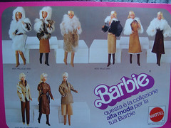 4971285570_5dd63a2d25_b (ModBarbieLover) Tags: fur 1980 1981 barbie italian alta moda fashion doll mattel italy highfashion leather wool