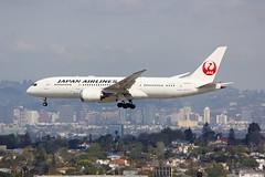 B787 JA834J Los Angeles 22.03.19 (jonf45 - 5 million views -Thank you) Tags: airliner civil aircraft jet plane flight aviation lax los angeles international airport klax b787 787 dreamliner japan airlines boeing 7878 ja834j jal