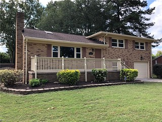 25 Westbrook Dr Hampton, Va Is A Majestic 4 Bedroom, 2 Bath Home Priced At Just $209,500! Mls# 10222706