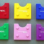 任天堂DSカード専用キャリングケースの写真