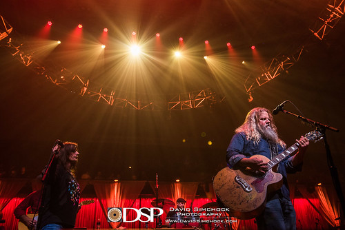 Jamey Johnson fan photo