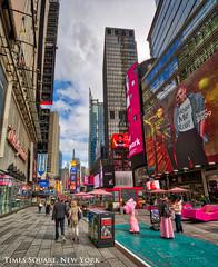 Times Square (AreKev) Tags: timessquare times square billboards advertisements digitalscreens neon lights broadway theater theaterdistrict midtown midtownmanhattan manhattan newyork newyorkcity nyc america usa unitedstates unitedstatesofamerica aurorahdr2018 hdr aurorahdr nikond7100 nikon d7100 sigma 1020mm 1020mmf456exdchsm