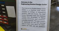 ESDC Open House 2019 (UC Davis College of Engineering) Tags: engineering ucdaviscollegeofengineering collegeofengineering esdc engineeringstudentdesigncenter undergraduatestudent staff womeninstem women jennifercurtis deanjennifercurtis deancurtis