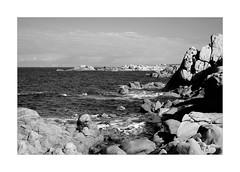 Portobello (Franco & Lia) Tags: portobello gallura sardegna sardinia landscape seascape granito granite rocce rocks biancoenero noiretblanc blackwhite schwarzundweiss