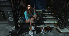 Late for Dinner (artfxphotography) Tags: slphotography lumipro secondlifephotographers anxiety zencreations jian gizza genusproject theskinnery reign doux dustbunny