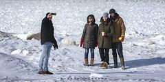 Port Dalhousie Ontario 2019 (John Hoadley) Tags: people ice portdalhousie ontario 2019 february canon 7dmarkii 100400ii f71 iso200 photographer