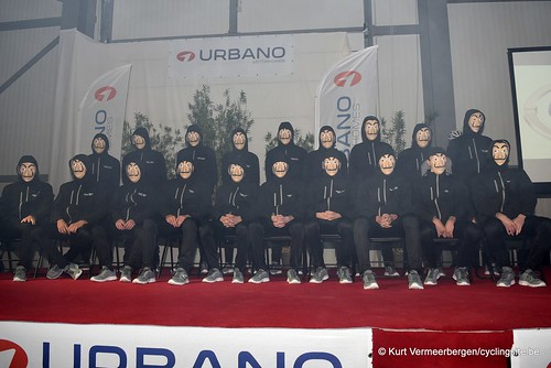 Prorace-Urbano Cycling Team (152)