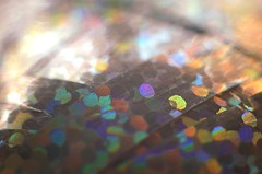 what is that? For Macro Mondays : ) (pics by paula) Tags: ribbon gift colour colourful color colorful sparkle bokeh abstract macro monday macromondays macromonday mondays extension tubes what is that whatisthat