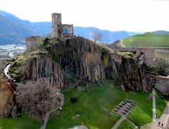 Castel Firmiano - 5 (antonella galardi) Tags: altoadige bolzano sudtirol castello firmiano castelfirmiano 2013 schloss sigmundskron messner mountain museum