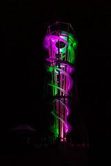 Komplementärfarben (Jean-Marie Will) Tags: schönbuchturm herrenberg naturpark schönbuch aussichtsturm turm licht lichtaktion led aktion nacht nachtaufnahme