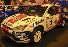 Ford Focus RS WRC 2001 (Miguel Angel Prieto Ciudad) Tags: ford focus rs wrc carlossainz sportcar speed racing race car coche cars auto automobile automotive motorshow motor motorsport