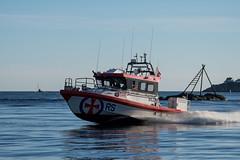 Returning from patrol (Ivan Mæland) Tags: rs bill 157 mandal boat ship rescue iveco sar norwegian society sea patrol sjøredningskorpset redningsselskapet