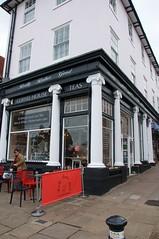 Coffee House (Martin Pettitt) Tags: 2019 abbeygatestreet burystedmunds coffeehouse dslr march nikond90 outdoor spring suffolk town uk
