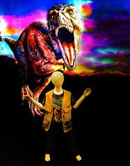 Kids Love Trexy (JFGryphon) Tags: trexy managerbob amnh tyrannosaur ultimatepredator terrifying trex tyrannosaurusrex huge ferocious deadly americanmuseumofnaturalhistory