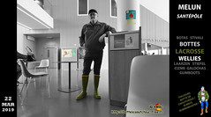 En bottes Lacrosse à  Santépôle Melun (pascalenbottes1) Tags: pascal pascalbourcier pascallebotteux botasdehule hôpital hospital houseoftherubberboot boot boots botas botte bottédecaoutchouc bottes bottescaoutchouc bottesencaoutchouc bottescaoutchoucfreefr botteux garsenbottes rubberboots wellingtonboots caoutchouc cap casquette clinique ciszme diapered diapers drylife stivalidigomma goma guma gumboots gummi gummistiefel laarzen rubberlaarzen melun stiefel stivali stövler street wellies rubber rainboots galochas ambc httpbottescaoutchoucfreefr adultdiapers aiglewellies cizme cižmy couches diaperedinwellies gomma gummistövlar gumicsizma gumicizme gummicizme gay hule httpbottescaoutchoucfreefrgalpascaljourjourpb002013html kumisaappaat kumisaapat kaki khaki rubberen rue stövlar stovlar wellington
