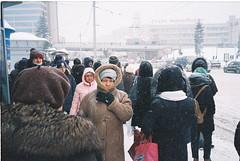 000032 (newmandrew_online) Tags: filmisnotdead filmphotografy mjuii ещёодинстрит пленка mju mjuiii minsk outdoor belarus snow