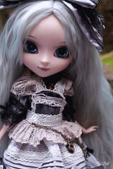 Helena (♪Bell♫) Tags: pullip romantic alice monochrome helena rosemberg doll groove
