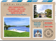 Pre Listing mailer (Steven Zimmerman) Tags: florida pasco gulfharbors gulflandings seaviewplace waterfront canal boat family swimming tennis tanning homes condos land beach realtor agent buyers sellers lifestyle