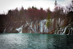 Plitvice Lakes National Park (Jackson Pollard) Tags: zagreb plitvice lakes nationalparks waterfalls croatia europe travel backpacking spring snow flowers nature landscape
