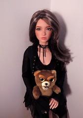 Iplehouse Isabel (Penny Des) Tags: balljointeddoll doll minifeistypet fullsize bjd sid isabel iplehouse