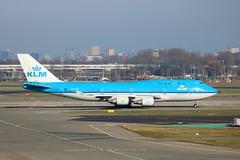 PH-BFG Boeing 747-406 24517/782 KLM (howtrans38) Tags: phbfg boeing 747406 klm