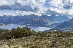 The Five Sisters of Kintail (Geoff Threadgill) Tags: natureinfocusgroup coth5 ngc