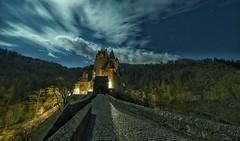 Burg Eltz (clemensgilles) Tags: stargazing night nightphotography nachtfotografie astrophotographers longexposure burgeltz deutschland eifel germany