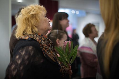 """3 апреля 2019, Открытие выставок """"Мой Пушкин"""" и """"Юбилеи художников: Евгений Журухин, Евгений Захаров"""""""