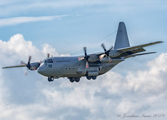 8T-CC C-130K Hercules Austrian Airforce_E5A3036 (Jonathan Irwin Photography) Tags: an unusual visitor teesside airport 05042019 form austrian c130k hercules 8tcc which once belonged raf xv292