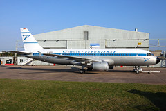 D-AICH_EMA_140419_KN_245 (JakTrax@MAN) Tags: egnx ema east midlands airport airbourne colours condor retro de cfg flugdienst airbus a320 320 daich