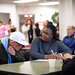 Governor Murphy visits Bergen County Emergency Warming Shelter on Thursday, January 31st, 2019. Edwin J. Torres/ Governor's Office. .