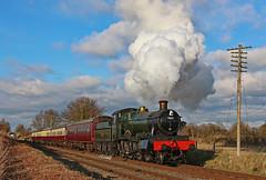 7802 Bradley Manor (gareth46233) Tags: 7802 bradley manor quorn gcr great central railway