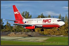 N321DL Northern Air Cargo NAC (Bob Garrard) Tags: n321dl northern air cargo boeing 737 delta lines nac anc panc