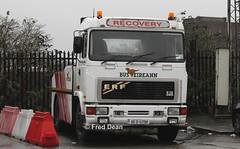 Bus Eireann RV3 (90D43198). (Fred Dean Jnr) Tags: truck lorry buseireann erf e10325 rv3 erf106 90d43198 broadstone dublin february2013 buseireannbroadstonedepot broadstonedepotdublin