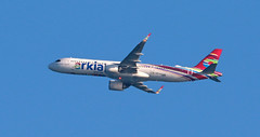 Arkia Israeli Airlines / Airbus A321-251NX / 4X-AGH (vic_206) Tags: arkiaisraeliairlines airbusa321251nx 4xagh