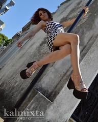 Straight to heaven (Kalinixta Photo) Tags: poledance poledancing recoleta cemetery